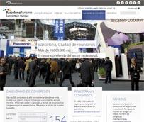 El Barcelona Convention Bureau sigue impulsando el Turismo de Reuniones con el desarrollo de una nueva 'web' profesional
