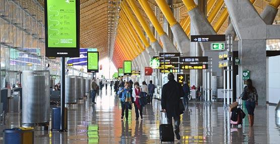 Kayak elabora un estudio en el que muestra las posibilidades de recarga de móviles en los principales aeropuertos europeos