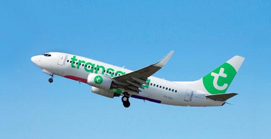 Transavia suprime los cargos por gestión y pagos para hacer sus precios 'más competitivos y transparentes'