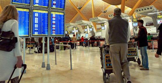 Los pagos de los españoles para viajar al extranjero crecen por encima del 13% en el arranque de 2015