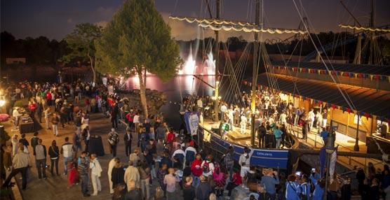 PortAventura es la sede oficial de los Juegos Inter Agencias de la ONU con más de 1.500 personas
