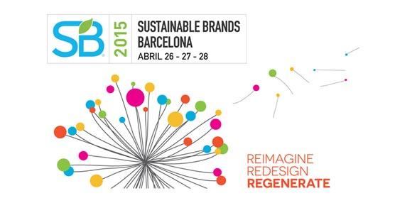 El evento Sustainable Brands Barcelona se celebra teniendo en cuenta una gran cantidad de criterios de sostenibilidad