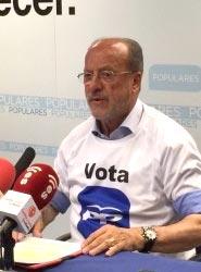 El alcalde de Valladolid se compromete a la construcción de un Centro de Congresos adaptando parte del recinto ferial