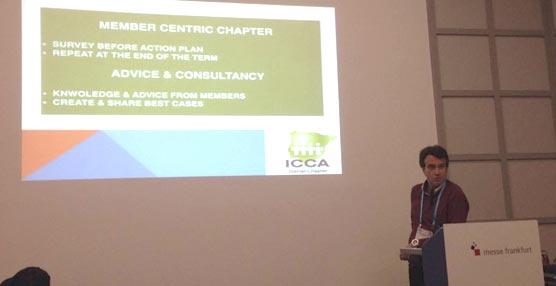 El director del Málaga Convention Bureau, Francisco Quereda, nuevo presidente del Capítulo Ibérico de ICCA