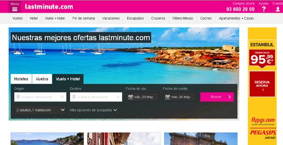 Los accionistas de Bravofly Rumbo dan luz verde a cambiar la denominación corporativa del grupo por la de Lastminute.com