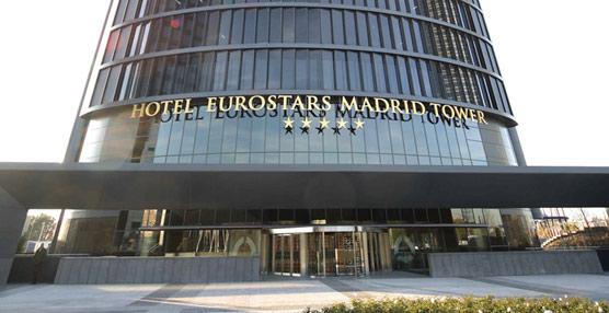 El Sector pide a Farmaindustria que el Eurostars Madrid Tower sea sede y aloje congresos médico-farmacéuticos