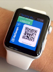 Air Europa lanza al mercado una aplicación diseñada exclusivamente para el nuevo 'smartwatch' de Apple