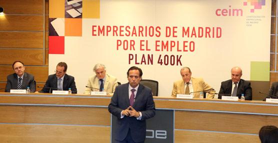 Los empresarios madrileños demandan una rebaja de tres puntos del IVA turístico y una marca única de promoción en la Comunidad