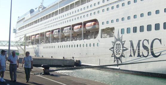 MSC Cruceros cancela las escalas en Túnez durante el invierno a raíz de la declaración de estado de emergencia