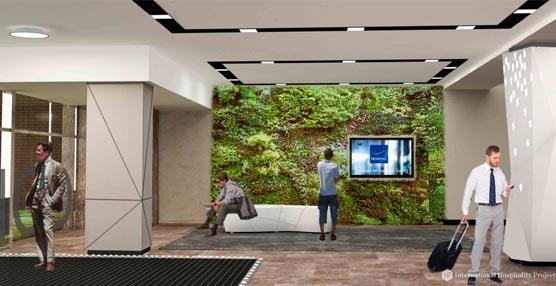 El futuro Novotel Madrid Center, en plena transformación, será un hotel comprometido con el medio ambiente