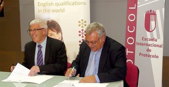 EIP y Cambridge English Language Assessment colaboran para dotar de mayor internacionalidad a los estudiantes