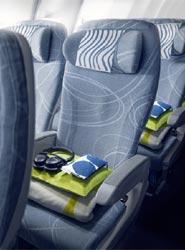 Finnair mejora el confort a bordo de sus aviones y apuesta por el servicio al cliente