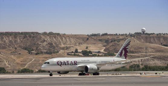Qatar Airways incorpora España a su red de países que operan líneas con el modelo Boeing 787
