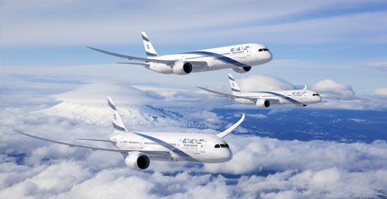 Las aerolíneas israelitas anuncian su programa de adquisición de aviones más grande de su historia