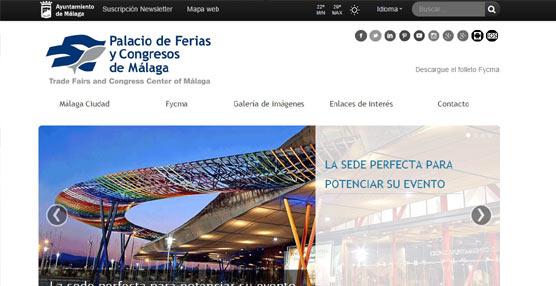 El Fycma estrena una nueva web específica para mostrar su oferta de equipamiento y serivicios a los organizadores de eventos