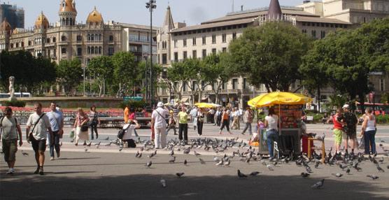 El mes de julio consolida el crecimiento del turismo extranjero en España con un gasto de casi 9.000 millones de euros, según datos del informe Egatur