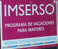La dotación de los programas de Turismo y termalismo del Imserso se mantendrá prácticamente intacta