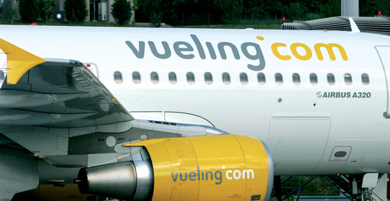 Cerca de un millón de pasajeros de Vueling han sufrido algún tipo de incidencia en los meses de julio y agosto