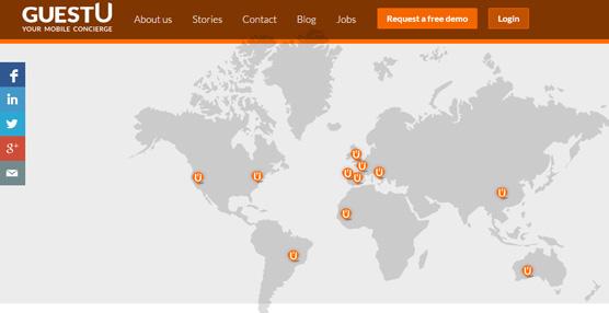 Llega a España una app que ofrece información turística con la misma calidad que una recepción de hotel