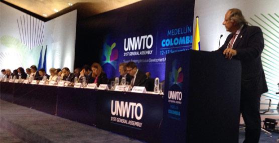 Miembros Afiliados de la OMT se constituye como la principal red turística privada del mundo bajo el mandato de Miguel Mirones