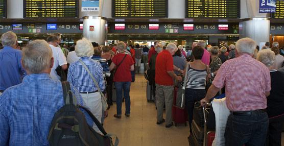 El gasto de los turistas en España roza los 46.600 millones en los ocho primeros meses, 3.000 millones más que hace un año