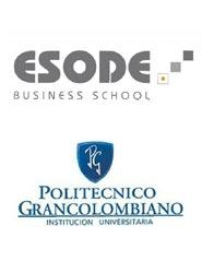 Esode potencia la internacionalización de sus estudiantes con un convenio con la Universidad Politécnico Grancolombiano