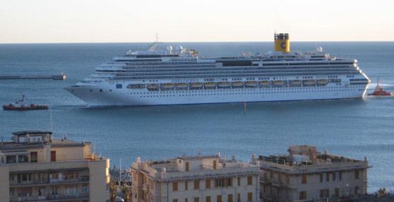 Costa Cruceros reduce un 3% su huella de carbono gracias a un paquete de medidas enfocadas al crecimiento sostenible