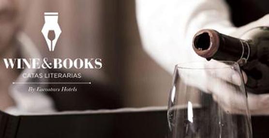 """El escritor Javier Sierra protagoniza la cata """"Wine&Books"""" de la cadena Eurostars en Madrid"""