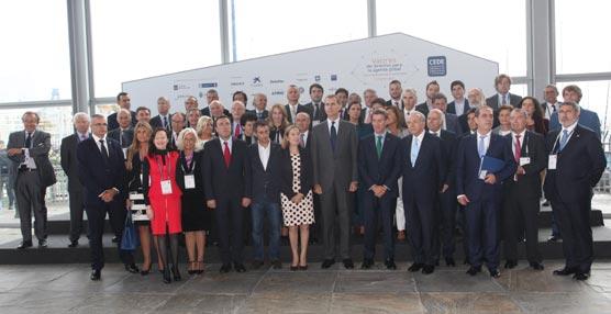 Palexco reúne a 1.500 directivos españoles en un congreso que preside el Rey Felipe VI