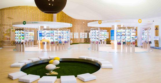 Pangea abre una 'travel store' de 1.500 metros cuadrados con más de 30 pantallas táctiles en pleno centro de Madrid