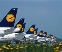 El polémico recargo aplicado por Lufthansa a las ventas vía GDS no tiene incidencia en su volumen de tráfico aéreo en septiembre
