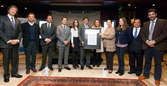 El hotel chileno Plaza San Francisco, certificado como hotel eficiente