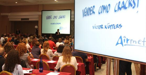 Airmet congrega a 360 profesionales del Sector en su tercera convención anual, celebrada este fin de semana en Guadalajara